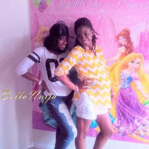 Zahra Agwu 4th Princess Themed Birthday Party - September 2013 - BellaNaija - 023