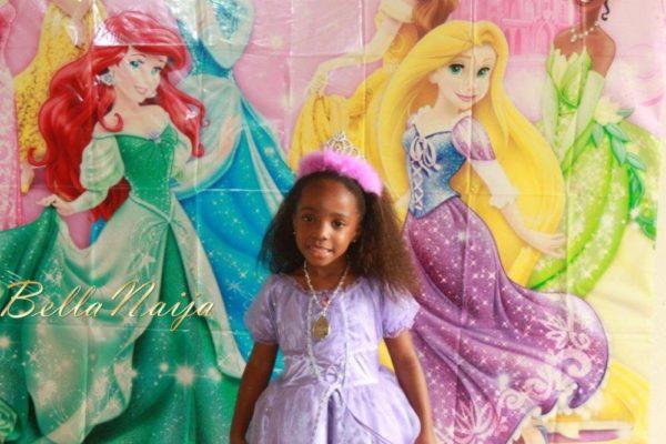 Zahra Agwu 4th Princess Themed Birthday Party - September 2013 - BellaNaija - 024