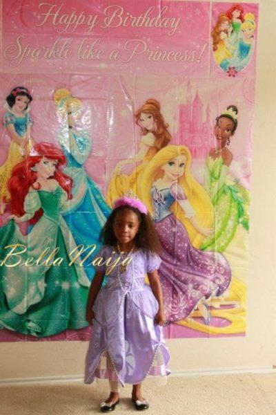 Zahra Agwu 4th Princess Themed Birthday Party - September 2013 - BellaNaija - 025