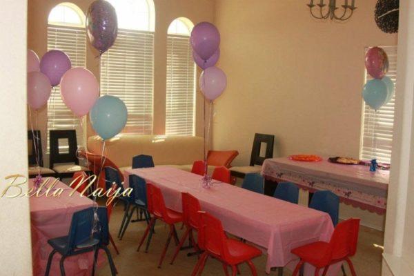 Zahra Agwu 4th Princess Themed Birthday Party - September 2013 - BellaNaija - 028