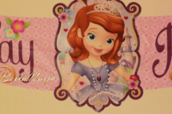 Zahra Agwu 4th Princess Themed Birthday Party - September 2013 - BellaNaija - 029
