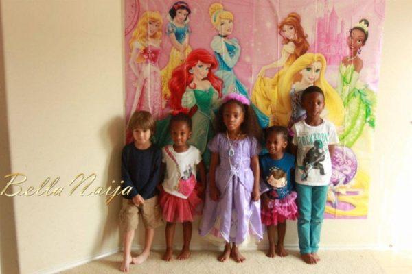 Zahra Agwu 4th Princess Themed Birthday Party - September 2013 - BellaNaija - 030