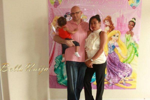 Zahra Agwu 4th Princess Themed Birthday Party - September 2013 - BellaNaija - 031