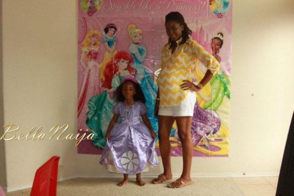Zahra Agwu 4th Princess Themed Birthday Party - September 2013 - BellaNaija - 032