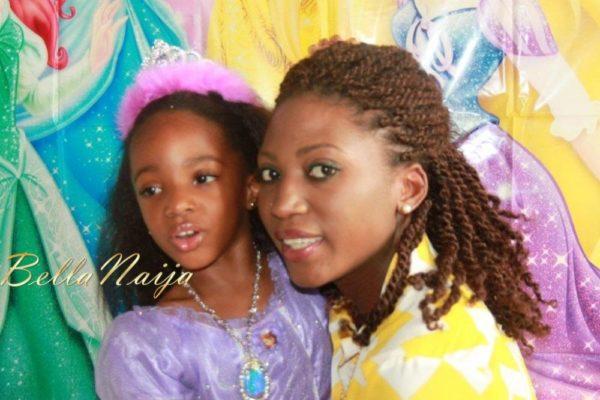Zahra Agwu 4th Princess Themed Birthday Party - September 2013 - BellaNaija - 033