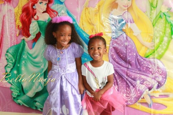 Zahra Agwu 4th Princess Themed Birthday Party - September 2013 - BellaNaija - 034