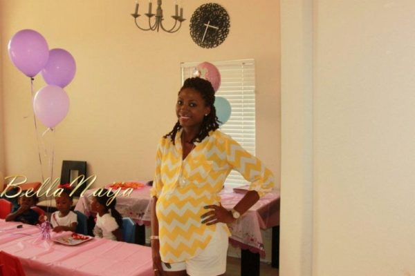 Zahra Agwu 4th Princess Themed Birthday Party - September 2013 - BellaNaija - 038