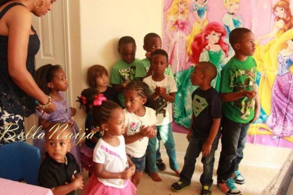 Zahra Agwu 4th Princess Themed Birthday Party - September 2013 - BellaNaija - 040