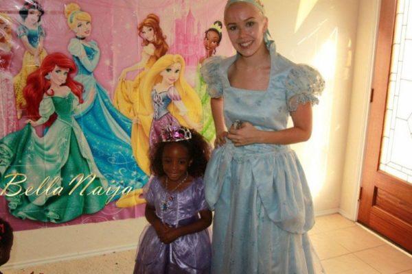 Zahra Agwu 4th Princess Themed Birthday Party - September 2013 - BellaNaija - 041
