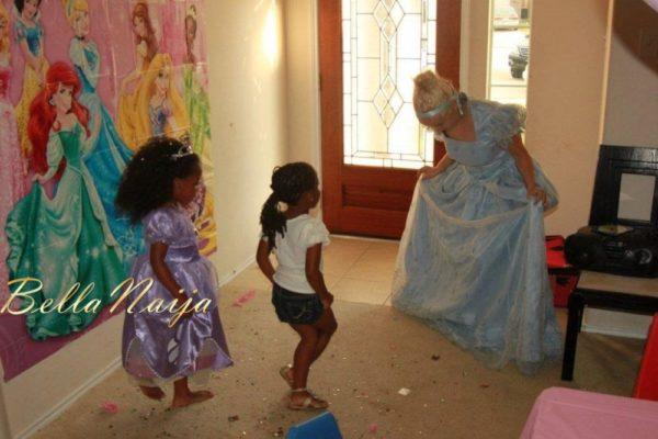 Zahra Agwu 4th Princess Themed Birthday Party - September 2013 - BellaNaija - 042