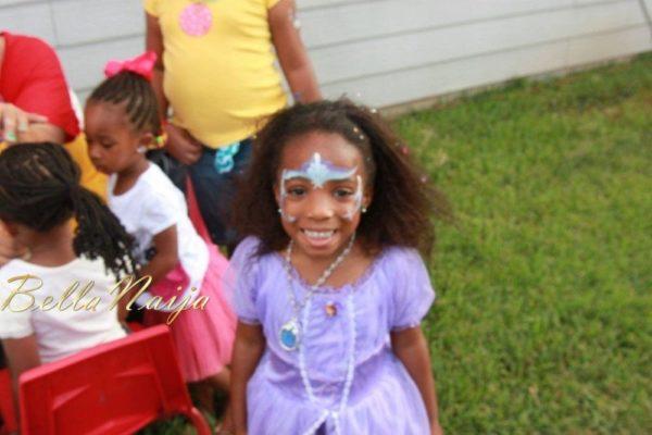 Zahra Agwu 4th Princess Themed Birthday Party - September 2013 - BellaNaija - 043