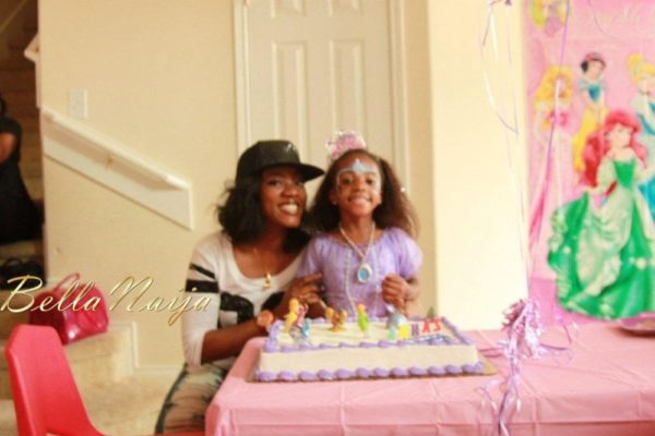 Zahra Agwu 4th Princess Themed Birthday Party - September 2013 - BellaNaija - 044