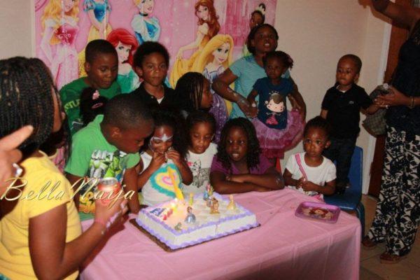 Zahra Agwu 4th Princess Themed Birthday Party - September 2013 - BellaNaija - 045
