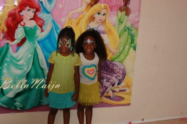 Zahra Agwu 4th Princess Themed Birthday Party - September 2013 - BellaNaija - 047