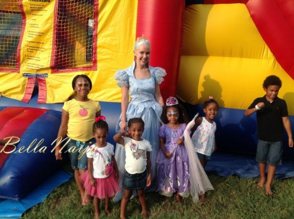 Zahra Agwu 4th Princess Themed Birthday Party - September 2013 - BellaNaija - 049