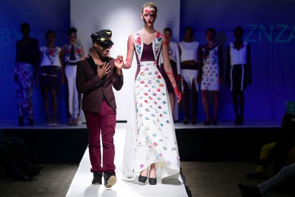 Zvorzi SS14 Collection Zimbabwe Fashion Week 2013 - BellaNaija - September 2013 (2)