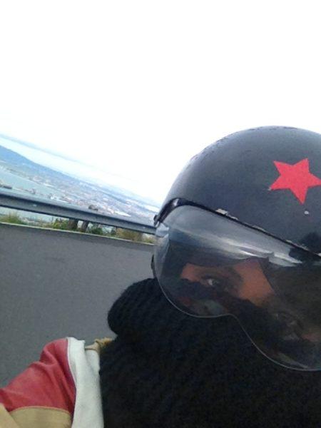 helmet style