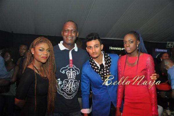 Karen Igho, Chris Ubosi, Michael Bonny Bassey & Beverly Osu