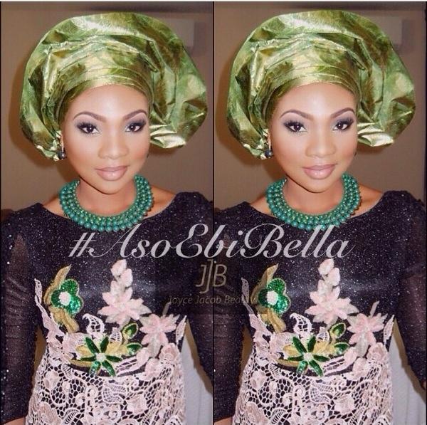 gele ichafu nigerian naija aso ebi traditional wedding velvet igbo