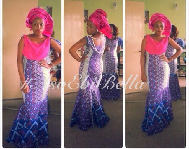 gele ichafu nigerian naija aso ebi traditional wedding ankara