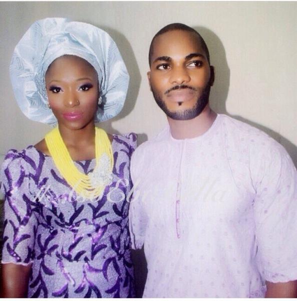 gele ichafu nigerian naija aso ebi traditional wedding beads lace