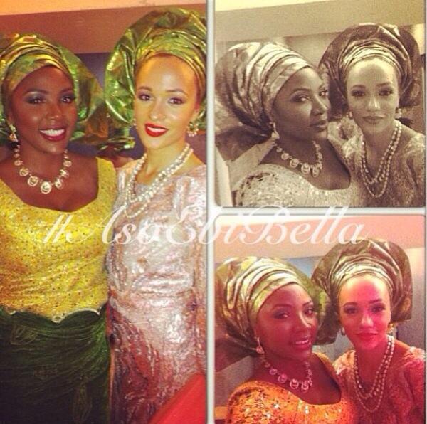 gele ichafu eku edewor aso ebi traditional nigerian wedding