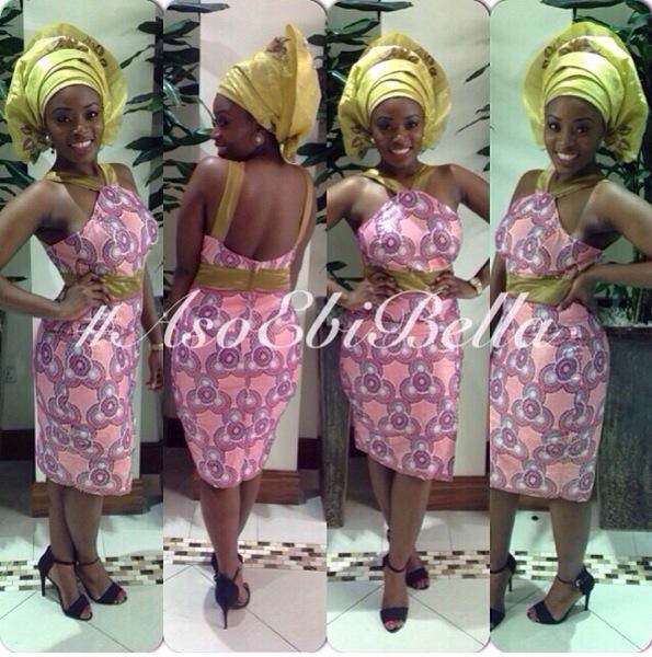 aso ebi asoebi bellanaija nigerian wedding guest ankara gele ichafu