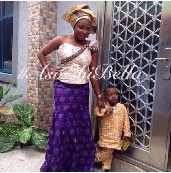 aso ebi asoebi bellanaija nigerian wedding guest gele