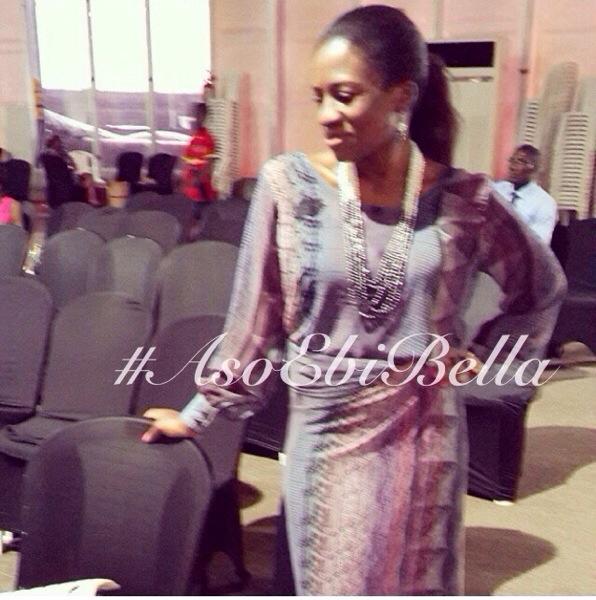 aso ebi asoebi bellanaija nigerian wedding guest chiffon
