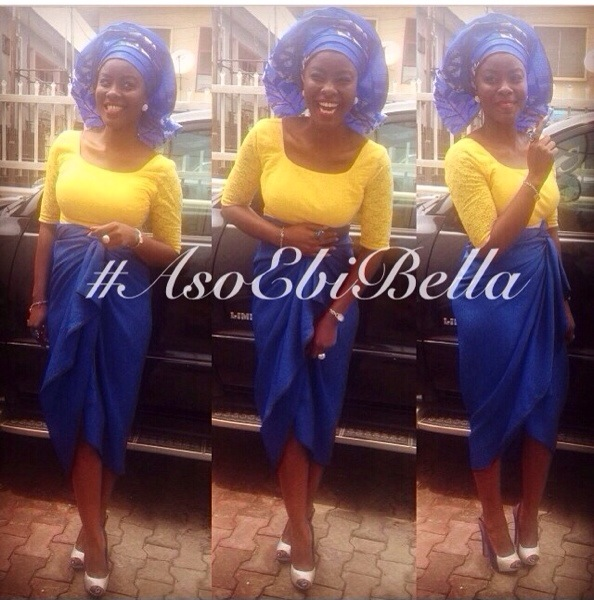 aso ebi asoebi bellanaija nigerian wedding guest knot wrapper