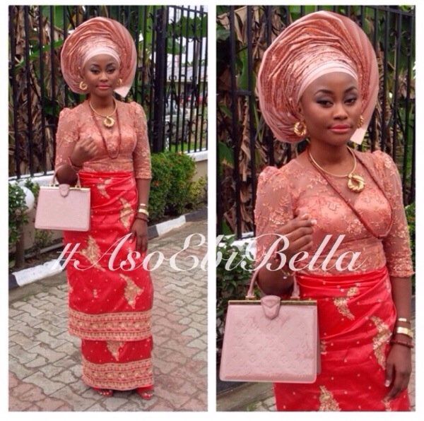 aso ebi asoebi bellanaija nigerian wedding guest george