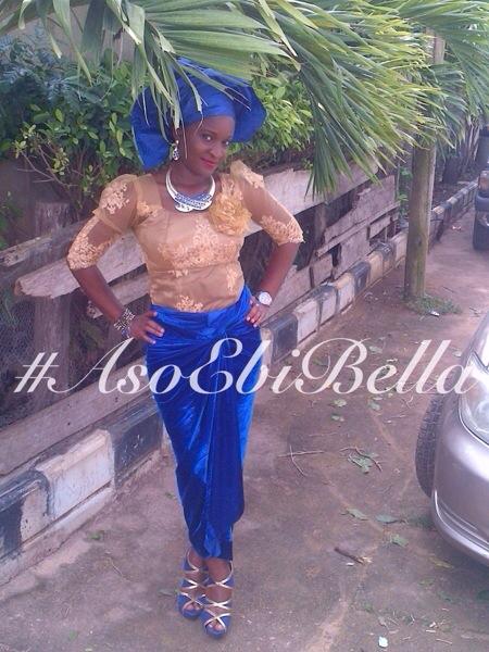 aso ebi asoebi bellanaija nigerian wedding guest
