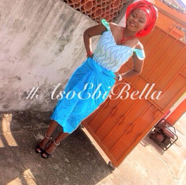 aso ebi asoebi asoebibella nigerian wedding guest bellanaija knot wrapper