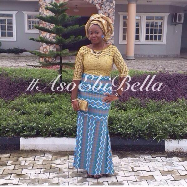 aso ebi asoebi asoebibella nigerian wedding guest bellanaija gele