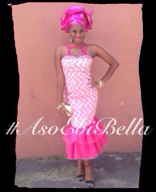 aso ebi asoebi asoebibella nigerian wedding guest bellanaija