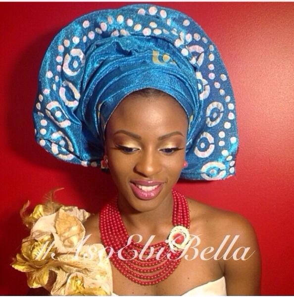 aso ebi asoebi asoebibella nigerian wedding guest bellanaija gele asooke