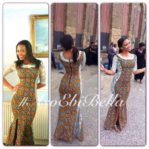 Aso ebi asoebi asoebibella nigerian wedding guest bellanaija ankara