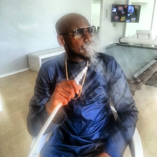 2Face Idibia - October 2013 BellaNaija (2)