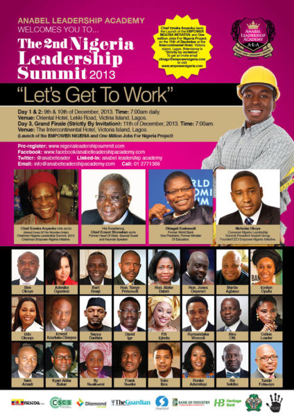 2nd Leadership Summit 2013 - BellaNaija - October 2013