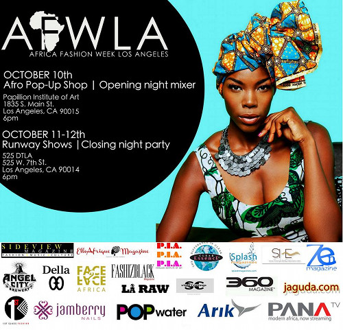 Africa Fashion Week Los Angeles 28