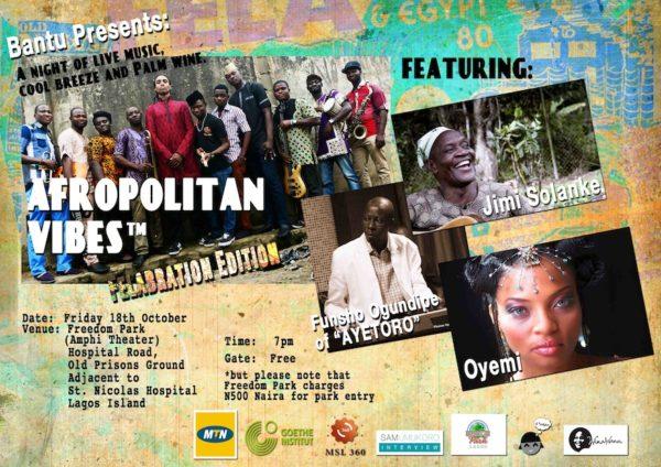 Afropolitan Vibes - October 2013 - BellaNaija