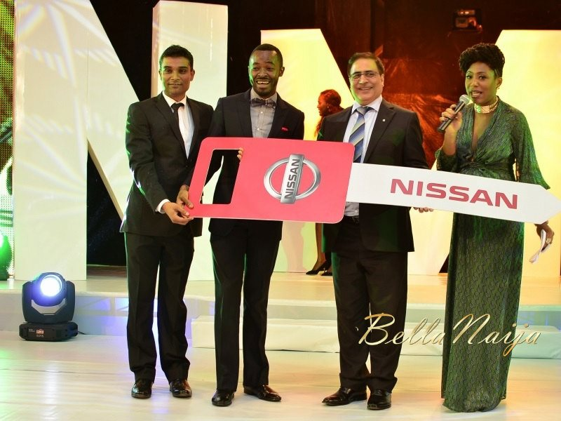 BN Exclusive - Inside the 2013 Nollywood Movies Awards - October 2013