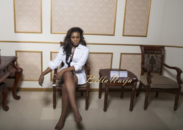 BN Exclusive - Liz Yemoja's New Promo Shots - October 2013 - BellaNaija001