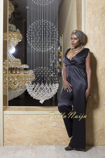 BN Exclusive - Liz Yemoja's New Promo Shots - October 2013 - BellaNaija013