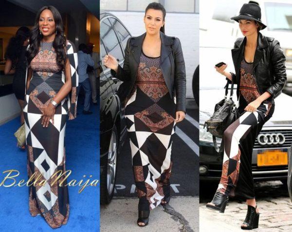 BN Pick Your Fave - Mo Abudu, Kim Kardashian & Lily Aldridge in Givenchy - October 2013 - BellaNaija