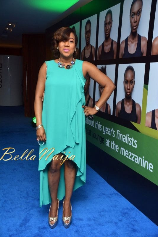 Bn Red Carpet Fab Fashion Awards 2016: BN Red Carpet Fab: 2013 Aquafina Elite Model Look Nigeria