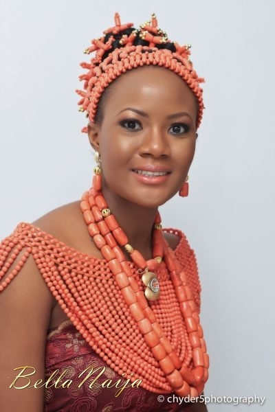 Bn Bridal Beauty Edo Brides In Beautiful Beaded Benin