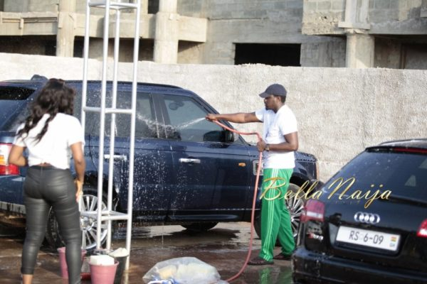Car Wash Divas 3 in Accra  - October 2013 - BellaNaija Exclusive034