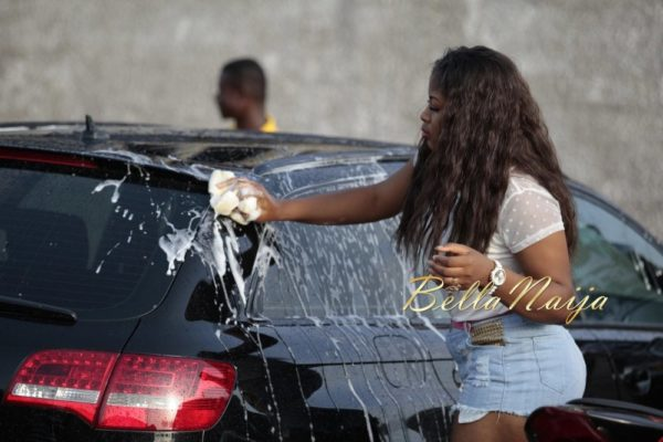 Car Wash Divas 3 in Accra  - October 2013 - BellaNaija Exclusive040