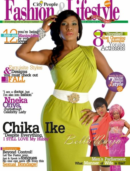 Chika Ike covers City People Fashion & Lifestyle - October 2013 - BellaNaija Exclusive006
